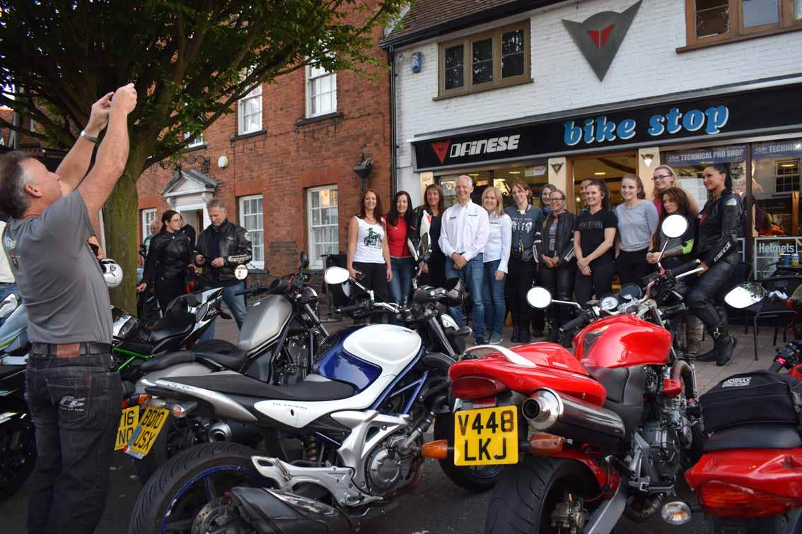 Monthly Rideouts - Sunday 30th September 2018