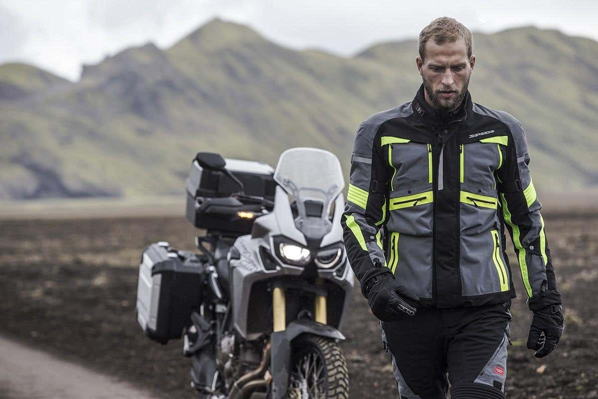 Do I Need a Winter Motorcycle Jacket?