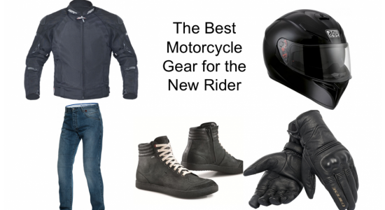 The Best Motorcycle Gear for the New Rider
