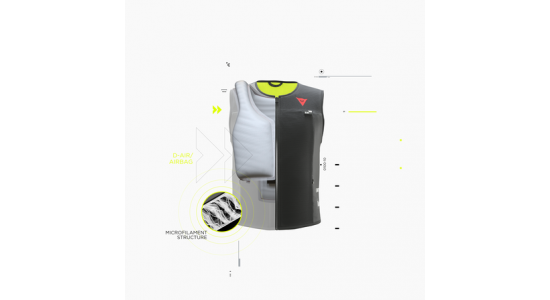 DAINESE LAUNCHES LATEST AIRBAG SMART JACKET