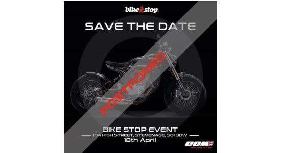 """Virtual"" CCM Motorcycle range here - Saturday April 18th 2020"