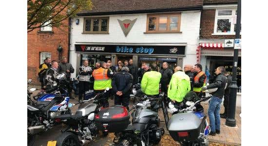 Monthly Rideout - Sunday 5th April 2020