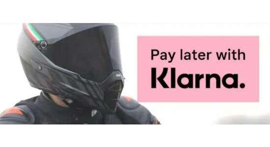 Shop Now, Pay Later with Klarna on our website