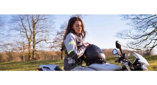 Women's Motorcycle Jackets - Leather or textile? Which is best?