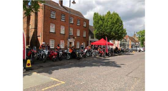 Ducati Roadshow, Saturday May 2 & Sunday May 3rd with Ducati Cambridge