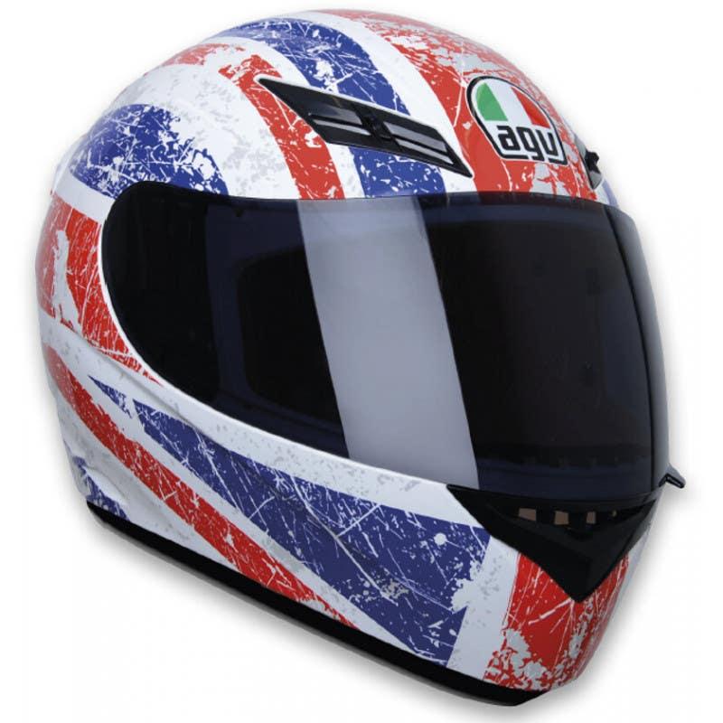 K3 AGV Motorcycle Helmets