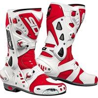 Sidi Vortice Boots - Red / White