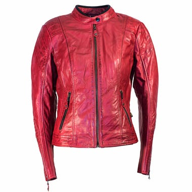 Richa Ladies' Lausanne Leather Jacket