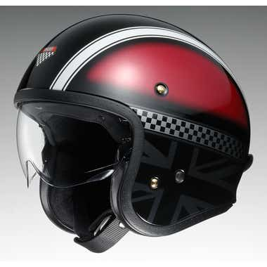 Shoei J.O. Helmet - Hawker