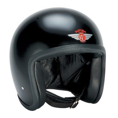 Davida Speedster V3 Helmet - Matt Black
