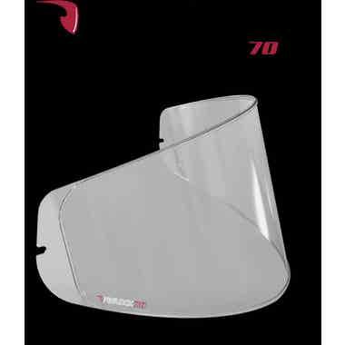 AGV GT4 MAX VISION PINLOCK LENS - 70: Clear