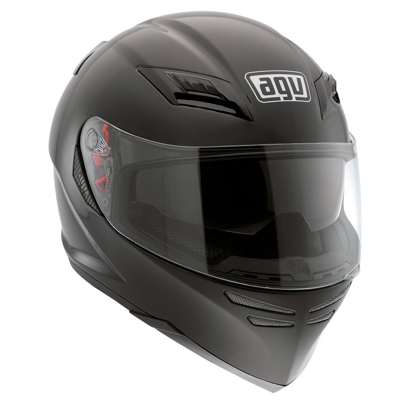 AGV Horizon Helmet - Gloss Black