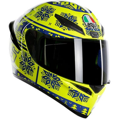 AGV K1 HELMET - WINTER TEST 2015