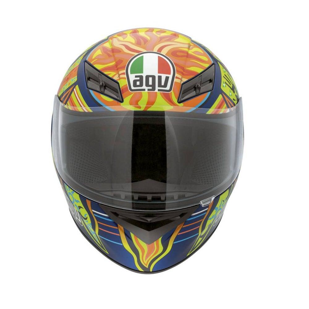 AGV K3 Helmet - Rossi 5 Continents