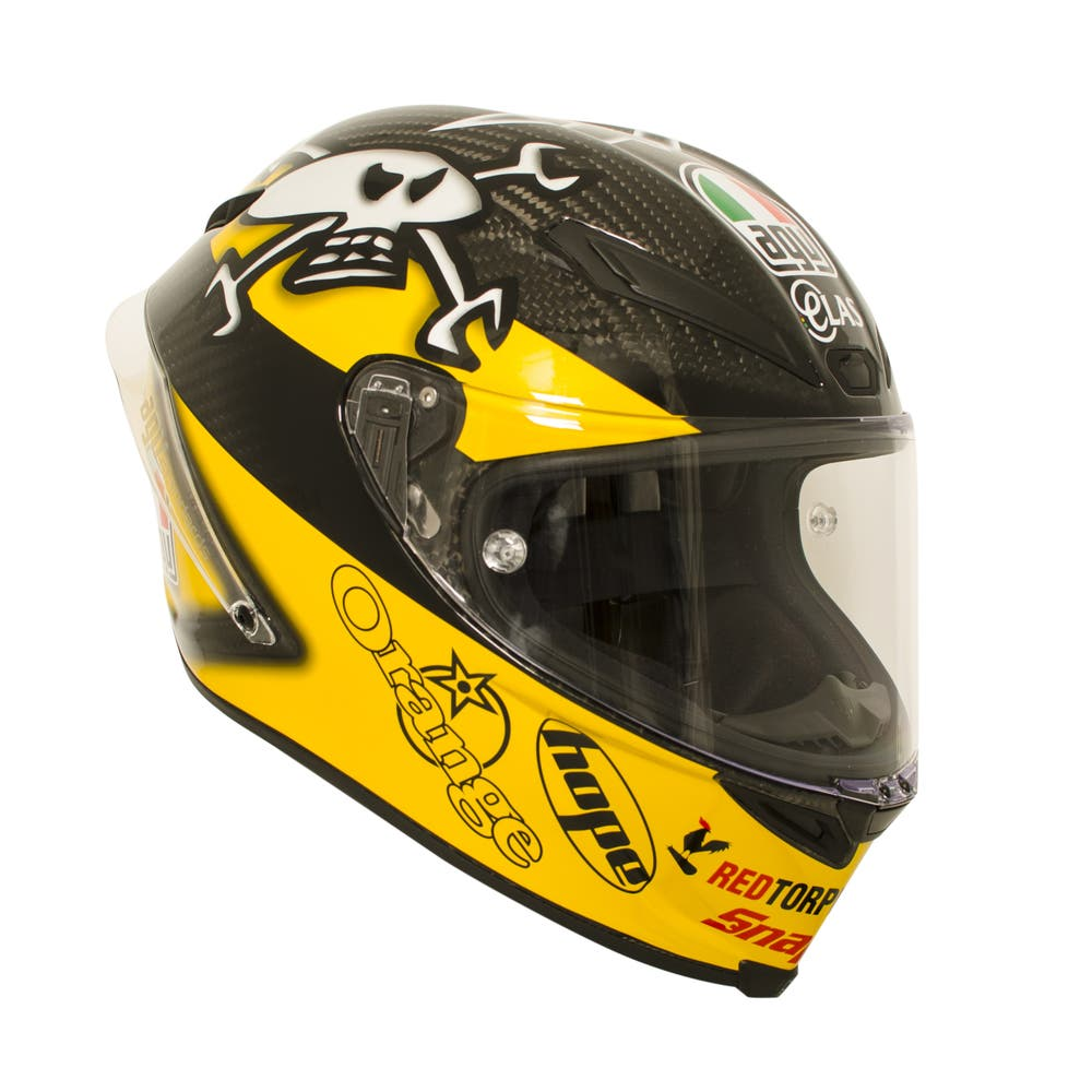 AGV Pista GP Helmet - Guy Martin Limited Edition