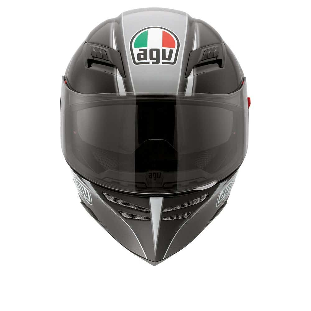 AGV Skyline Block Helmet - Black / Gun
