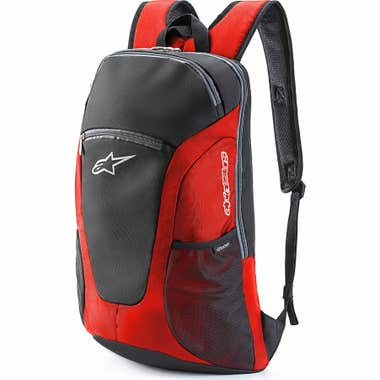ALPINESTARS CONNECTOR BACKPACK: RED
