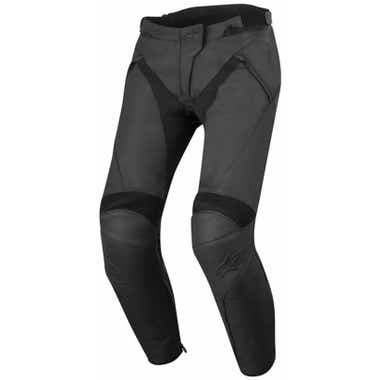 ALPINESTARS STELLA JAGG LEATHER TROUSERS