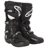 Alpinestars Tech 3 Motocross Boots - Black