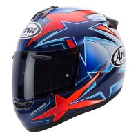 Arai Axces 2 Asteroid Helmet - Red