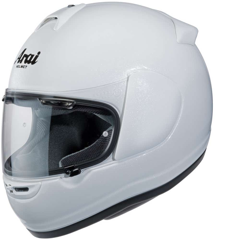 Arai Axces 2 Helmet - Diamond White