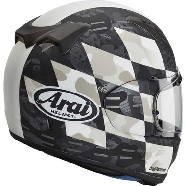ARAI PROFILE V HELMET - PATCH: White: XS