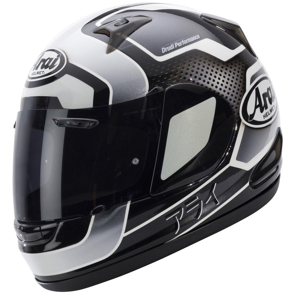 Arai Quantum-ST Character Helmet - Black