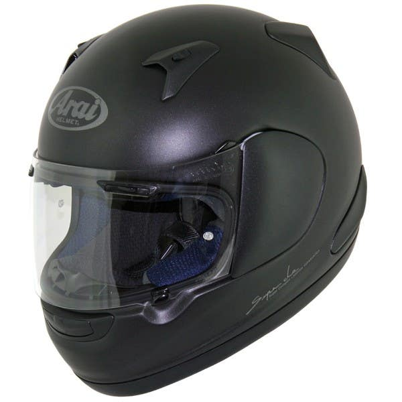 Arai Quantum-ST Helmet - Frost Black