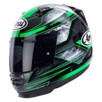 Arai Rebel Chronus Helmet - Acid Green