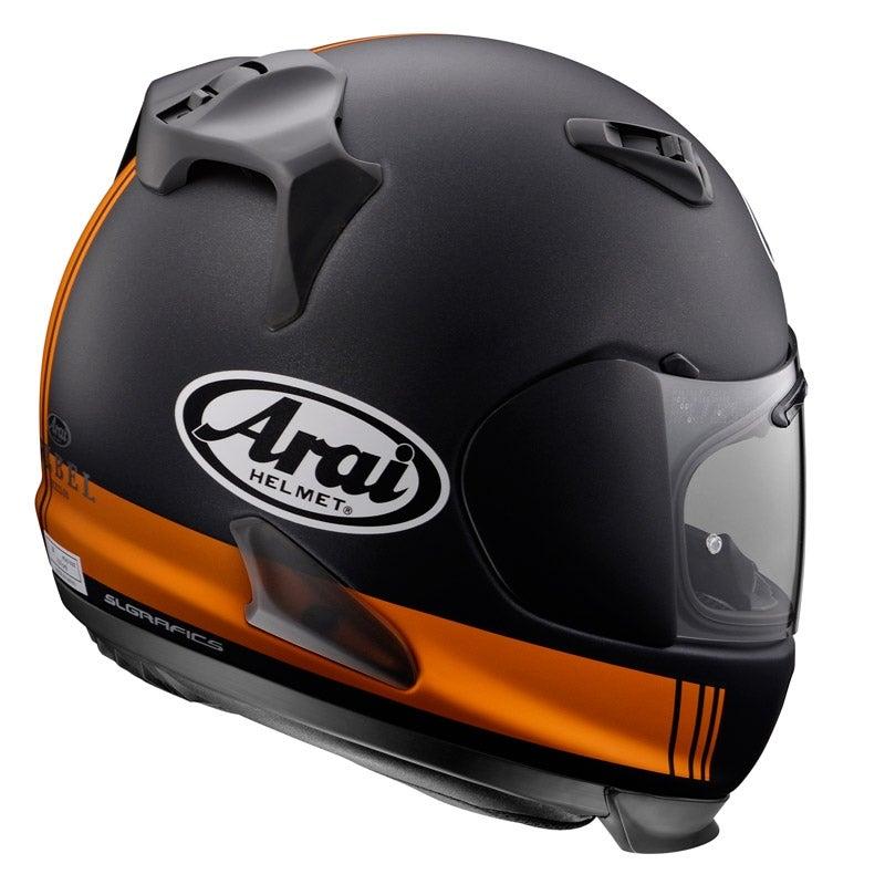 Arai Rebel Helmet - Base Orange