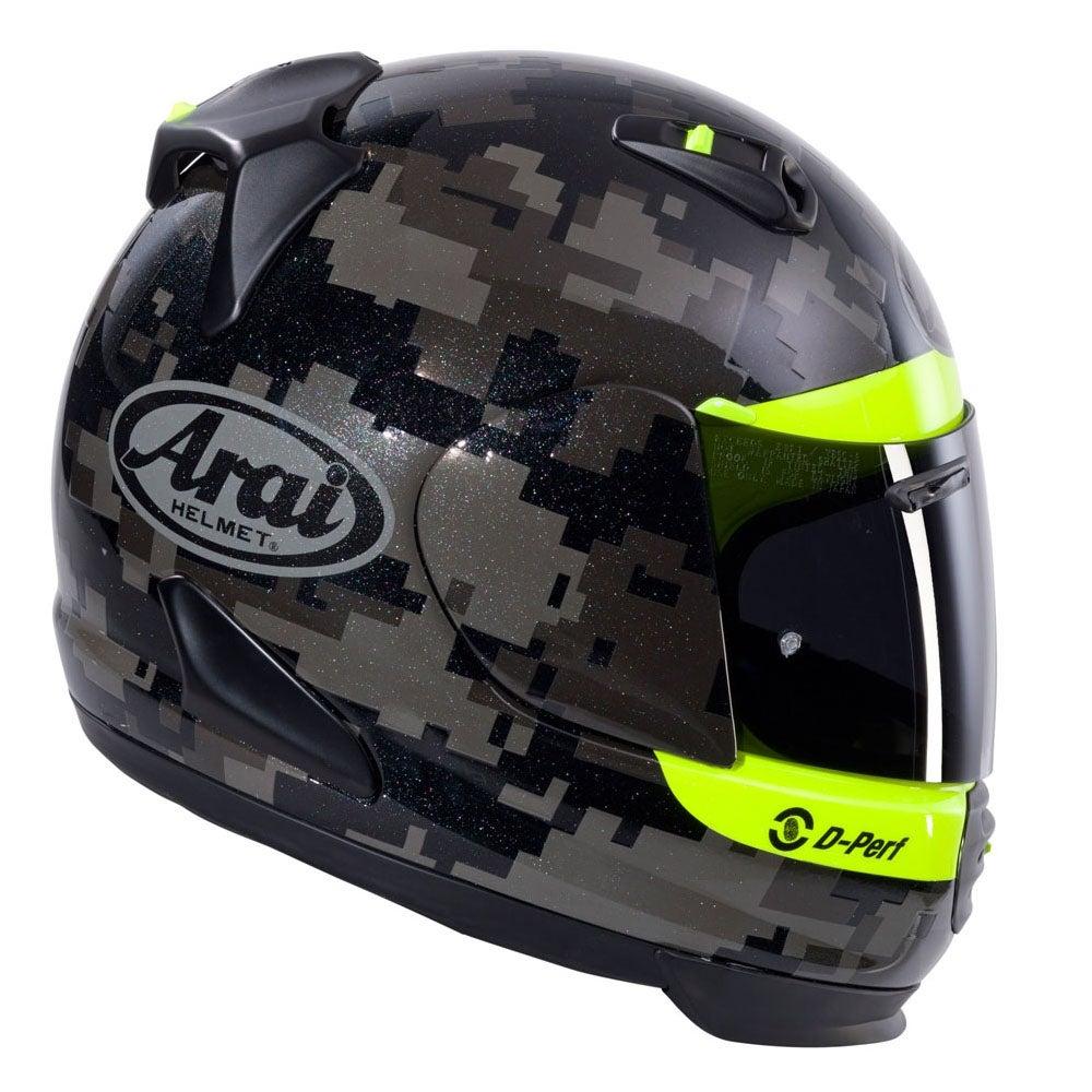 Arai Rebel Helmet - Mimetic