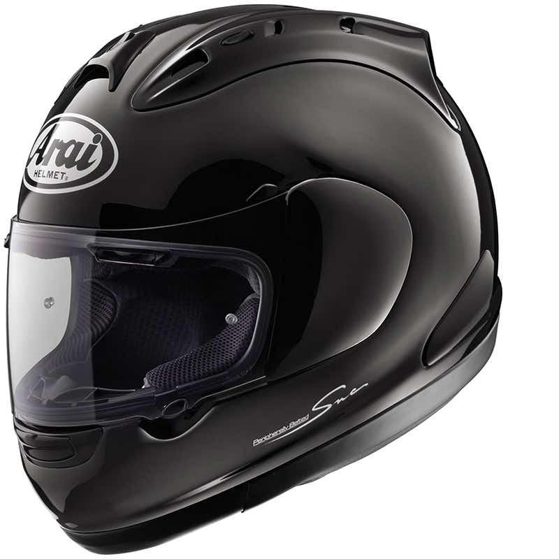 Arai RX-7 GP Helmet - Diamond Black