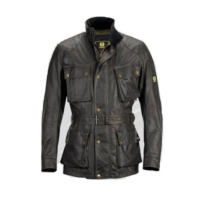 Belstaff Classic Tourist Trophy Textile Jacket - Black