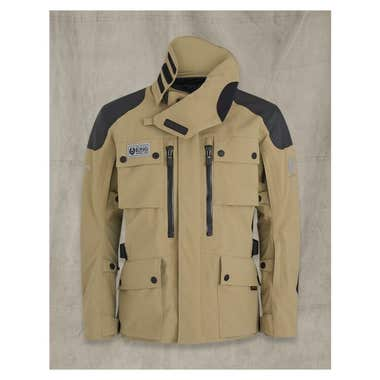 BELSTAFF LWU LONG WAY JACKET GORE-TEX PRO 3L