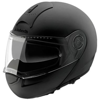 Schuberth C3 Basic Helmet - Matt Black