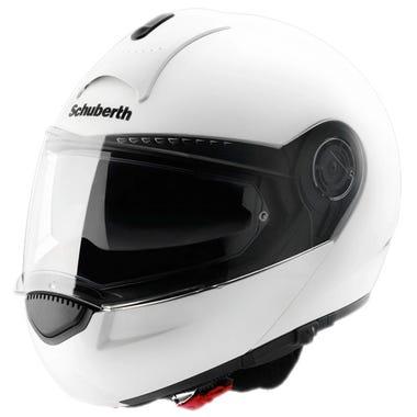 Schuberth C3 Basic Helmet - White