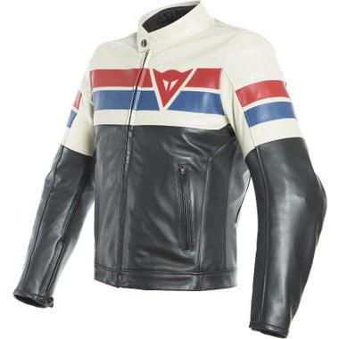 Dainese 8-Track Leather Jacket