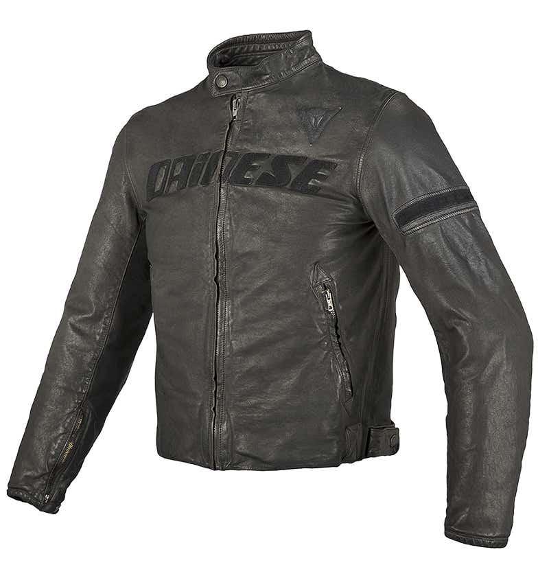 Dainese Archivio Leather Jacket - Basic