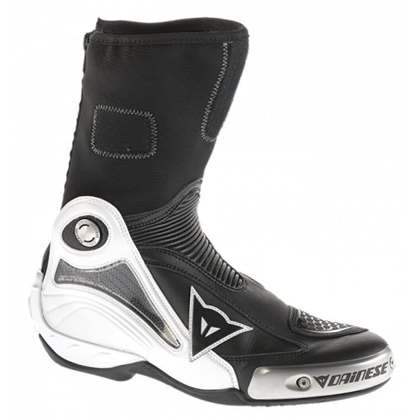 Dainese Axial Pro In Boots - White / Black