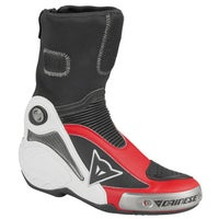 Dainese Axial Pro In Boots - White / Red