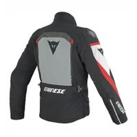 Dainese Carve Master Gore-Tex Jacket - Black / Castle Rock / Red
