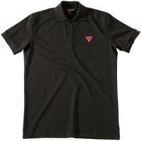 Dainese Champions Polo Shirt - Black