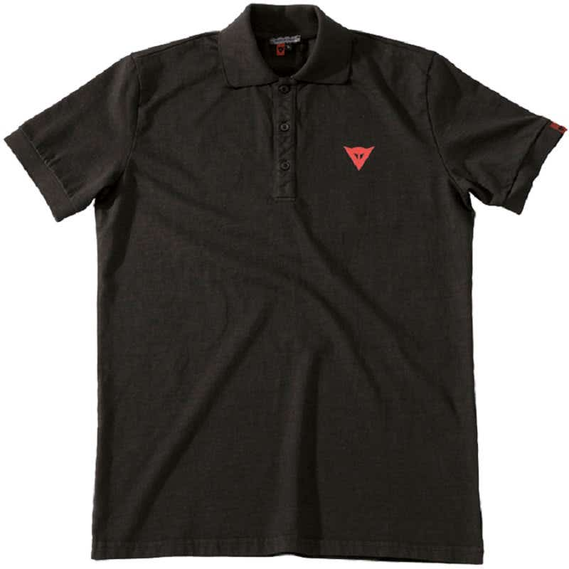 Dainese Champions Polo Shirt - Black