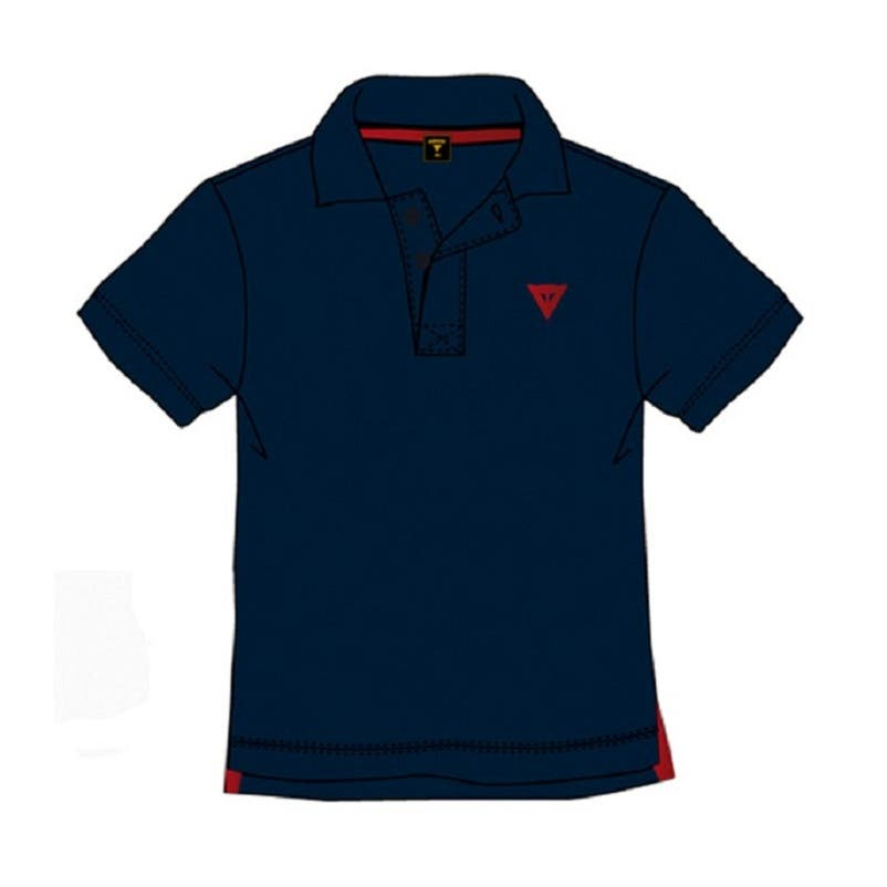Dainese Champions Polo Shirt - Blue
