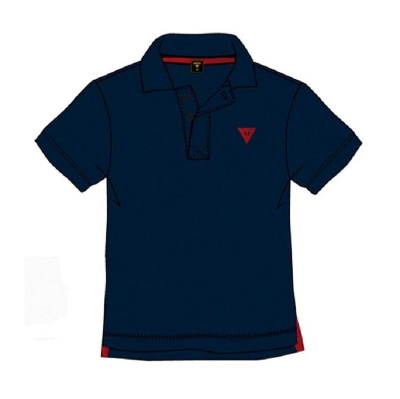 Dainese Champions Polo Shirt - Blue
