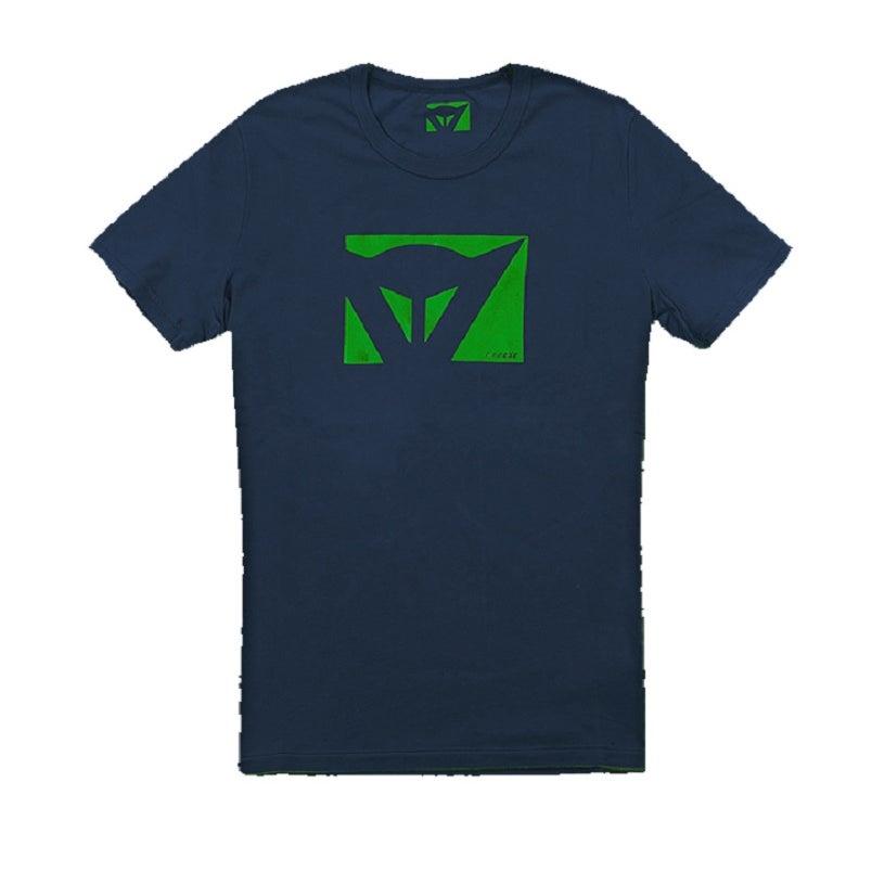 Dainese Colour New T-Shirt - Navy Blue