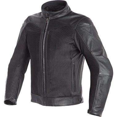 Dainese Corbin D-Dry Leather Waterproof Jacket