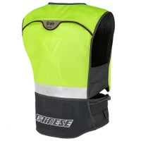 Dainese D-Air Street Body Armour - Black / Fluoro Yellow