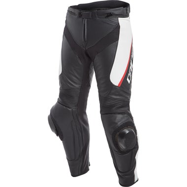 Dainese Delta 3 Leather Trousers - Tall