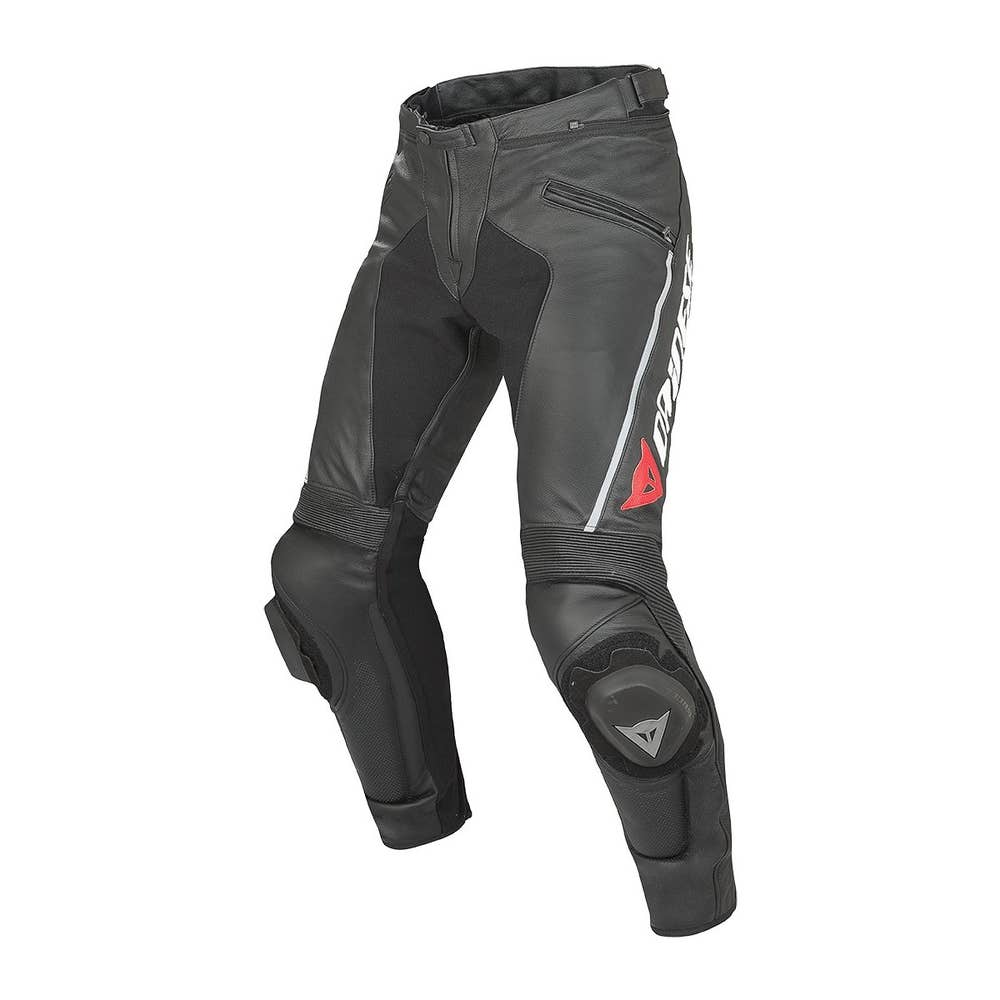 Dainese Delta Pro C2 Leather Trousers - Black